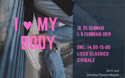 Progetto I ♥ my Body 2018/2019