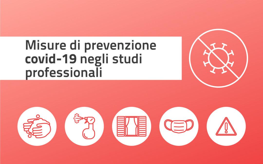 Informativa misure di prevenzione e protezione emergenza covid-19