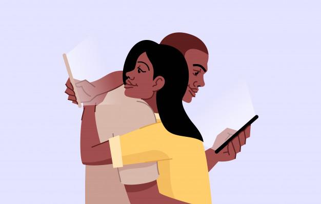 Siamo schiavi dell'Iphone